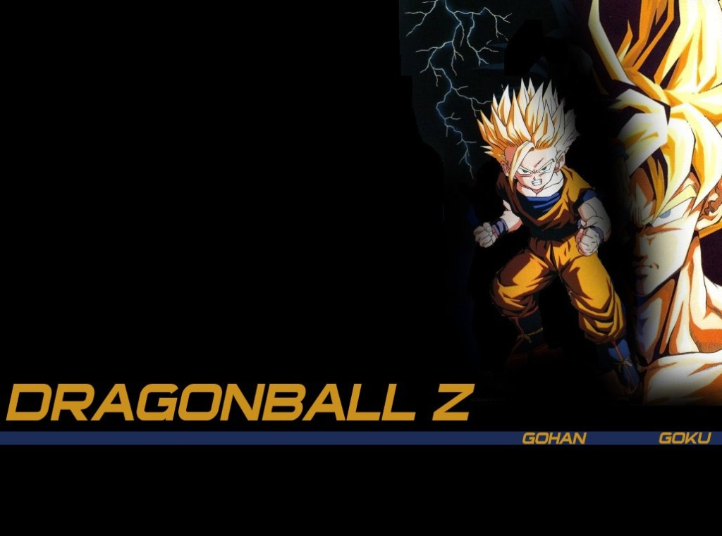 the Gohan and Goku Wallpaper Gohan and Goku iPhone Wallpaper Gohan 1024x761