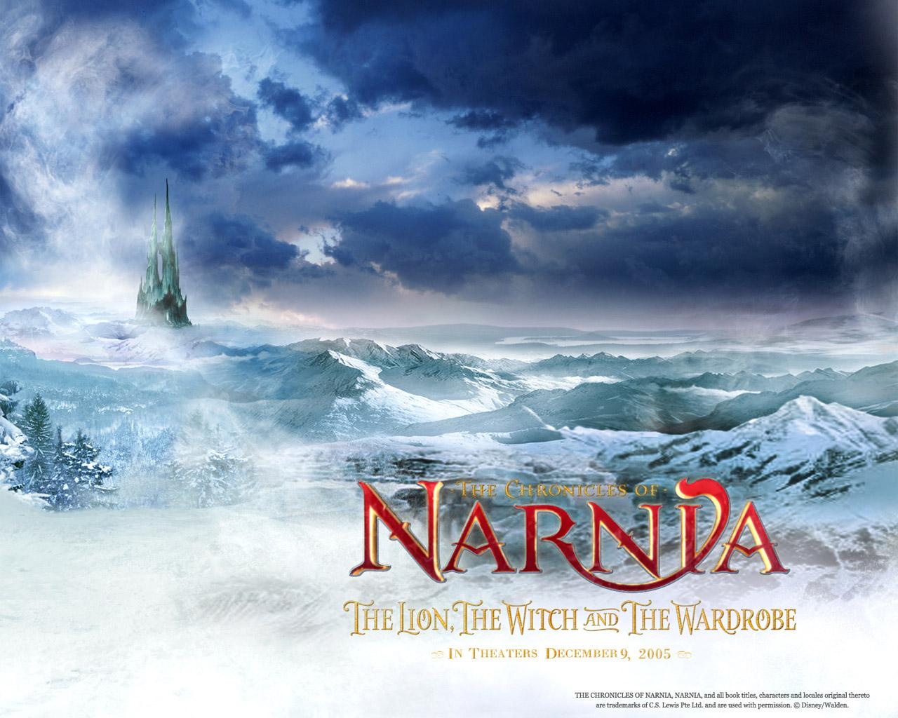 Narnia winter scenery wallpapers Narnia winter scenery stock photos 1280x1024