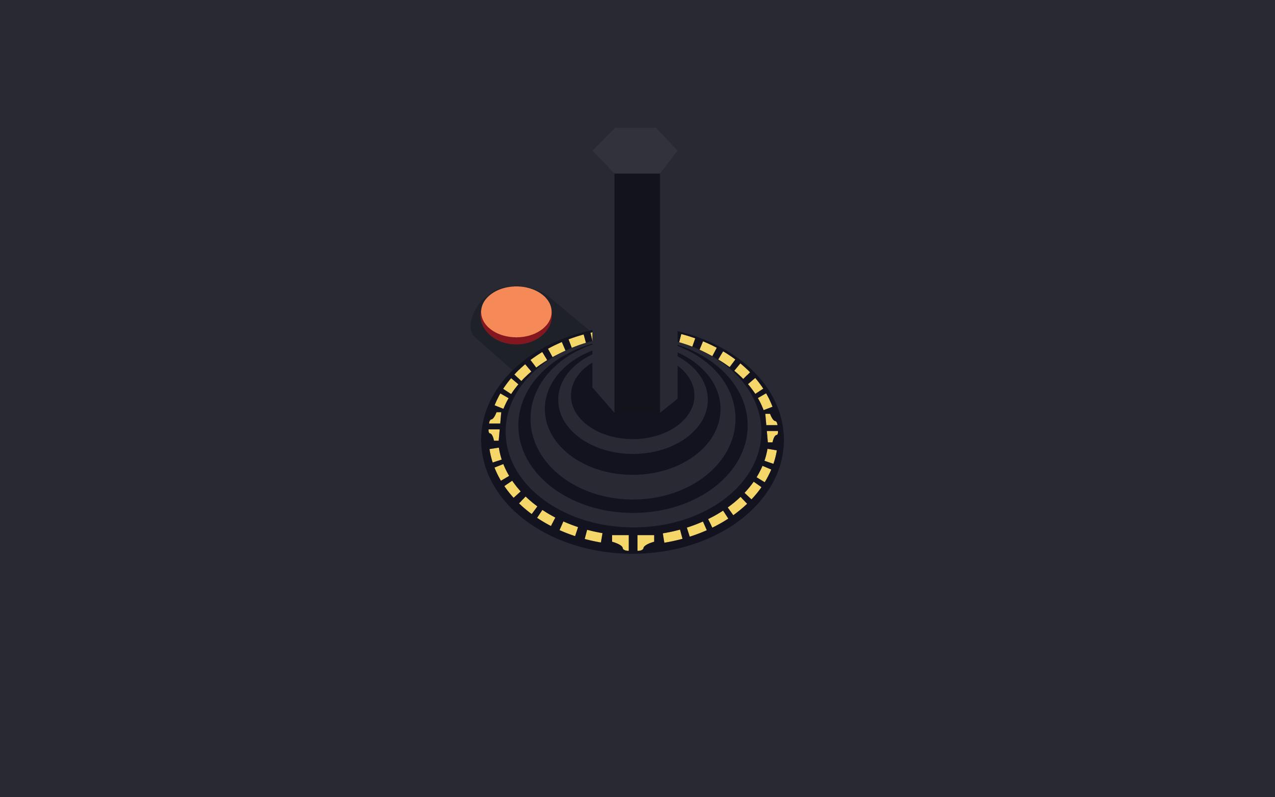 Minimalist Gaming Wallpaper - WallpaperSafari
