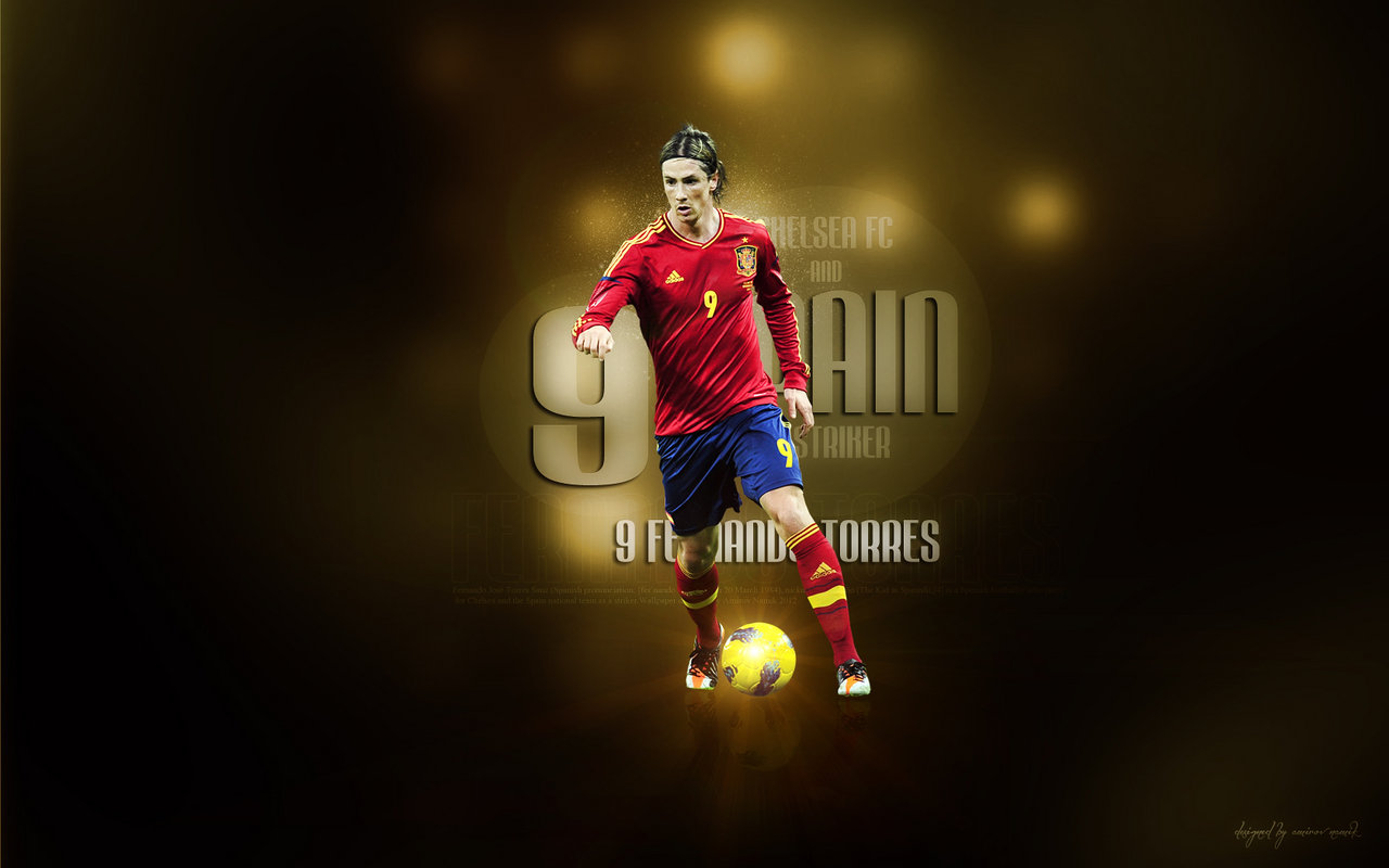 Fernando Torres Latest HD Wallpapers 2012 2013 1280x800