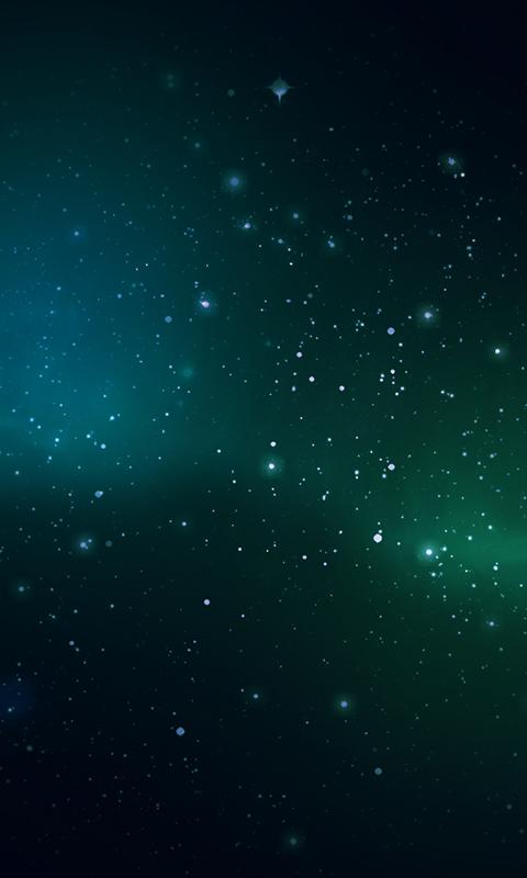 Windows Phone Space Wallpaper