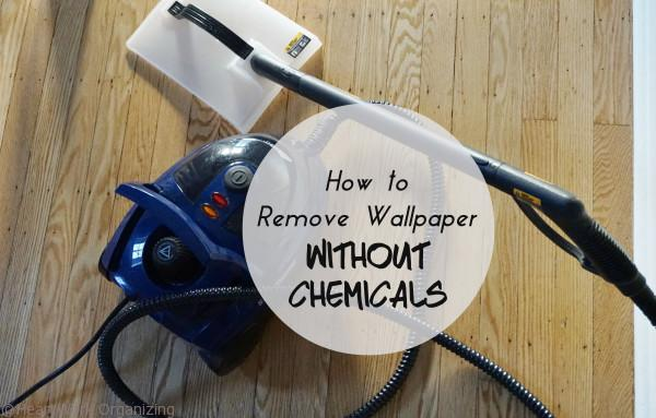 How to Remove Wallpaper Without Chemicals HeartWorkOrgcom 600x383
