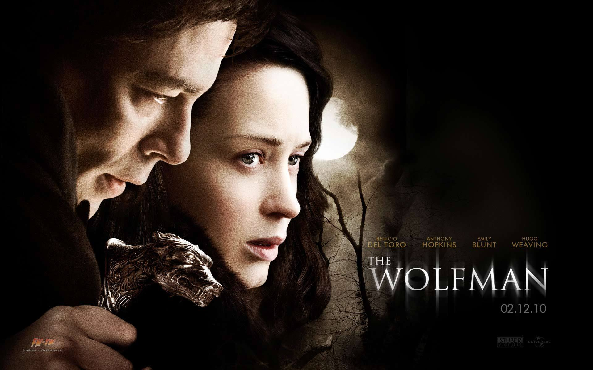 The Wolfman   Werewolf Movies Wallpaper 10093627 1920x1200