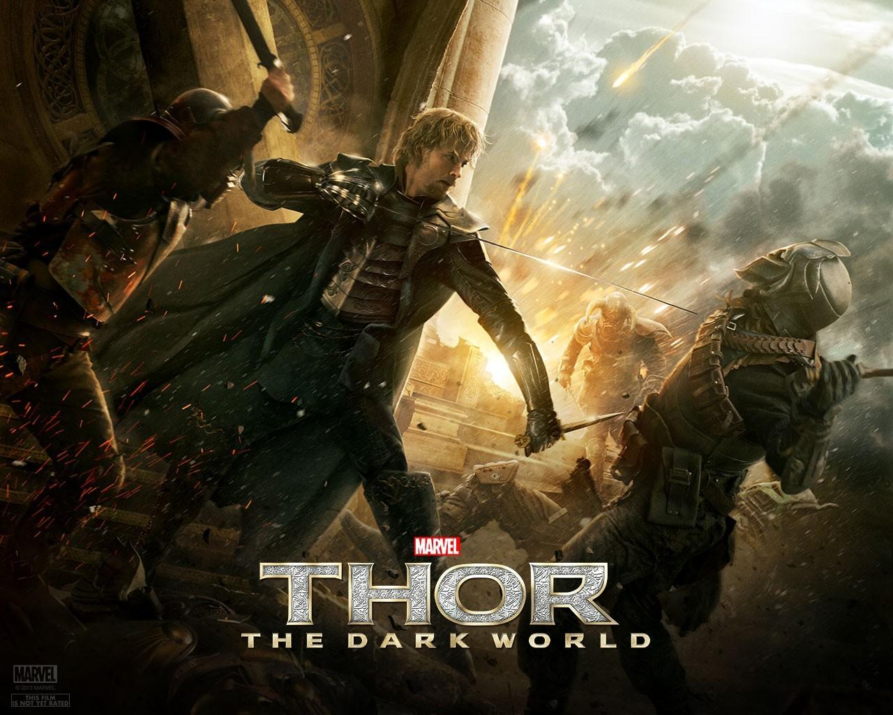 Free Download Thor The Dark World Wallpaper 23 1280 X 1024