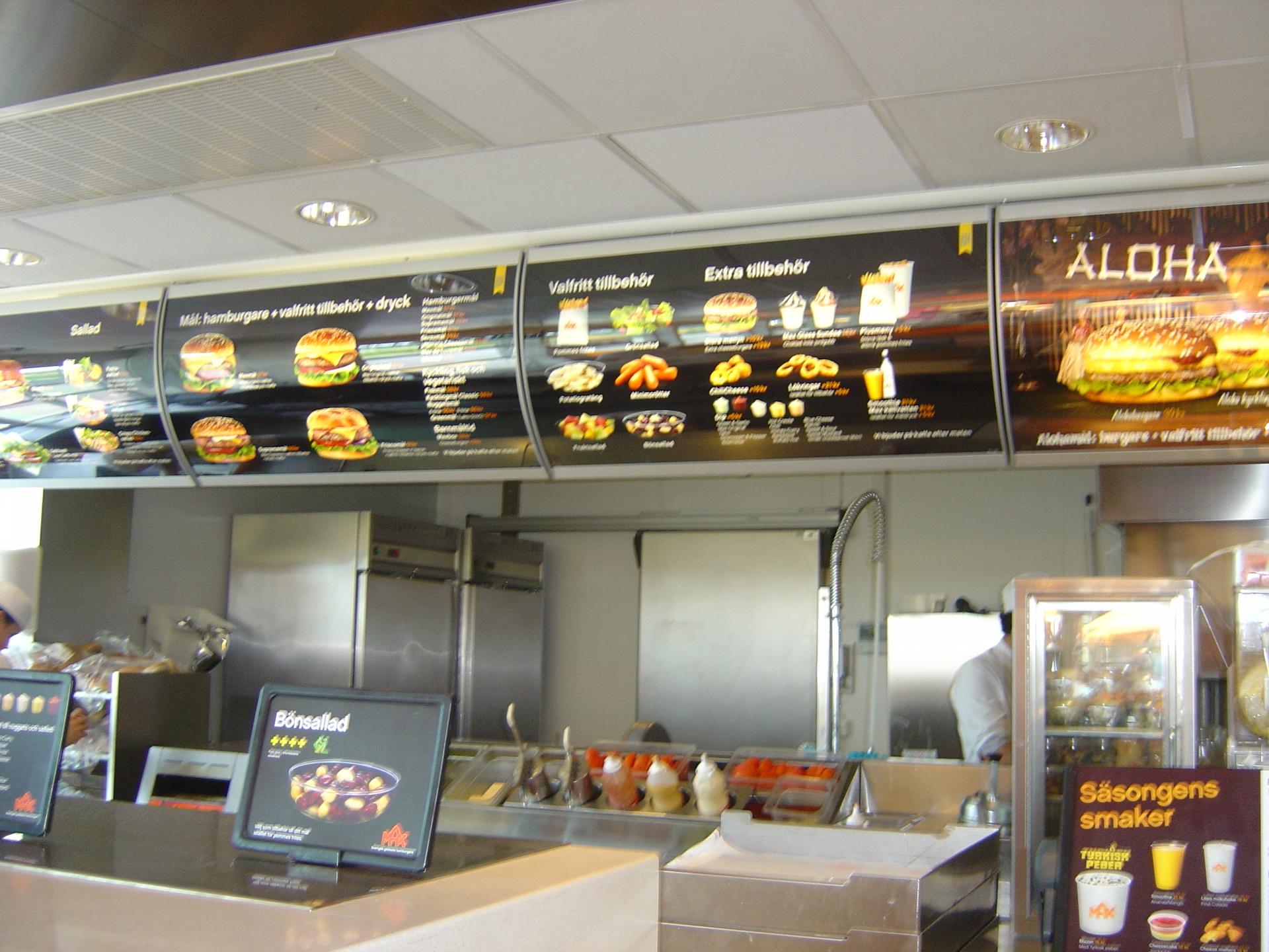Max Fast Food   Sweden Wallpaper 532272 1920x1440