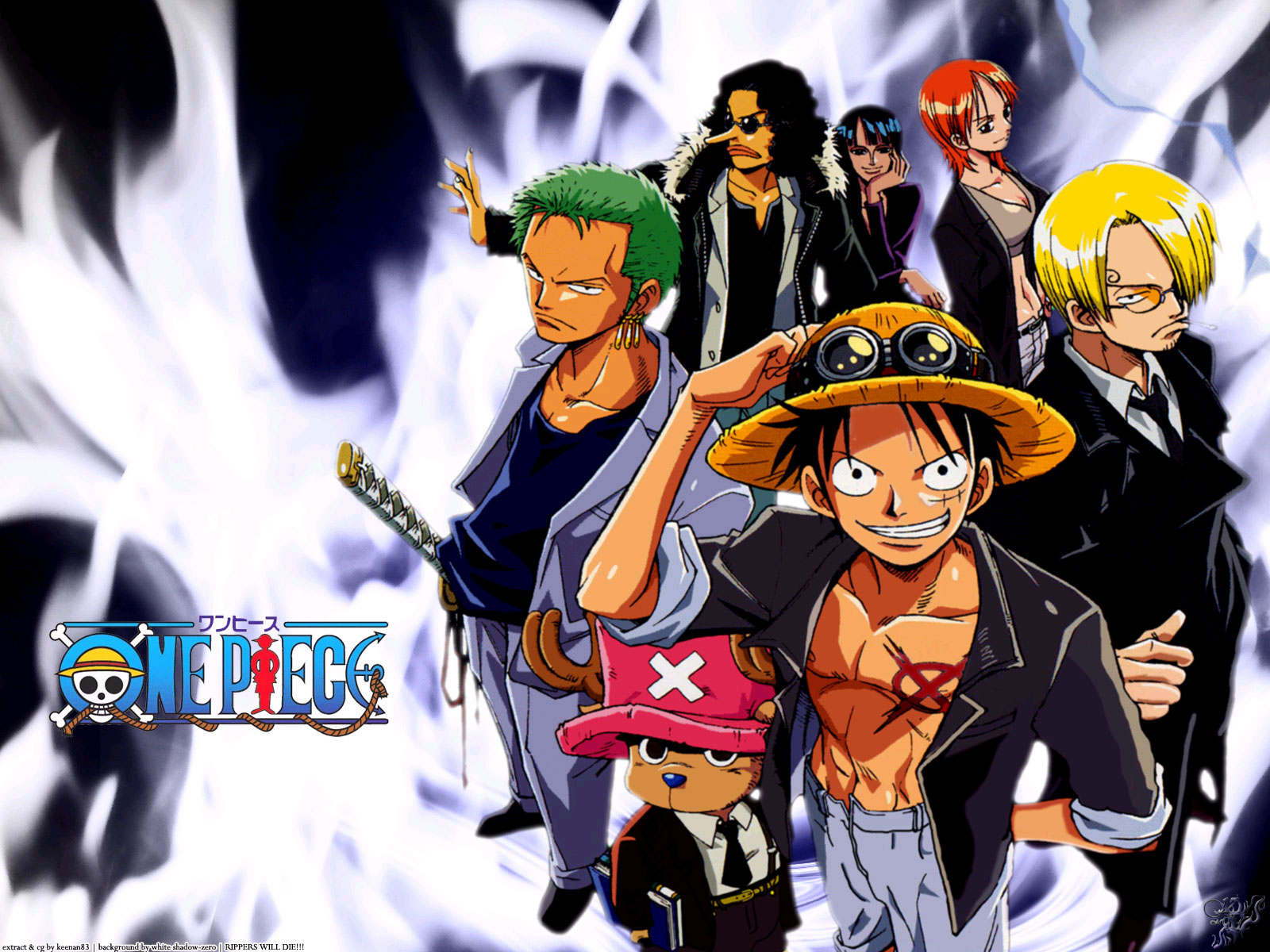 Wallpapers One piece 1600x1200