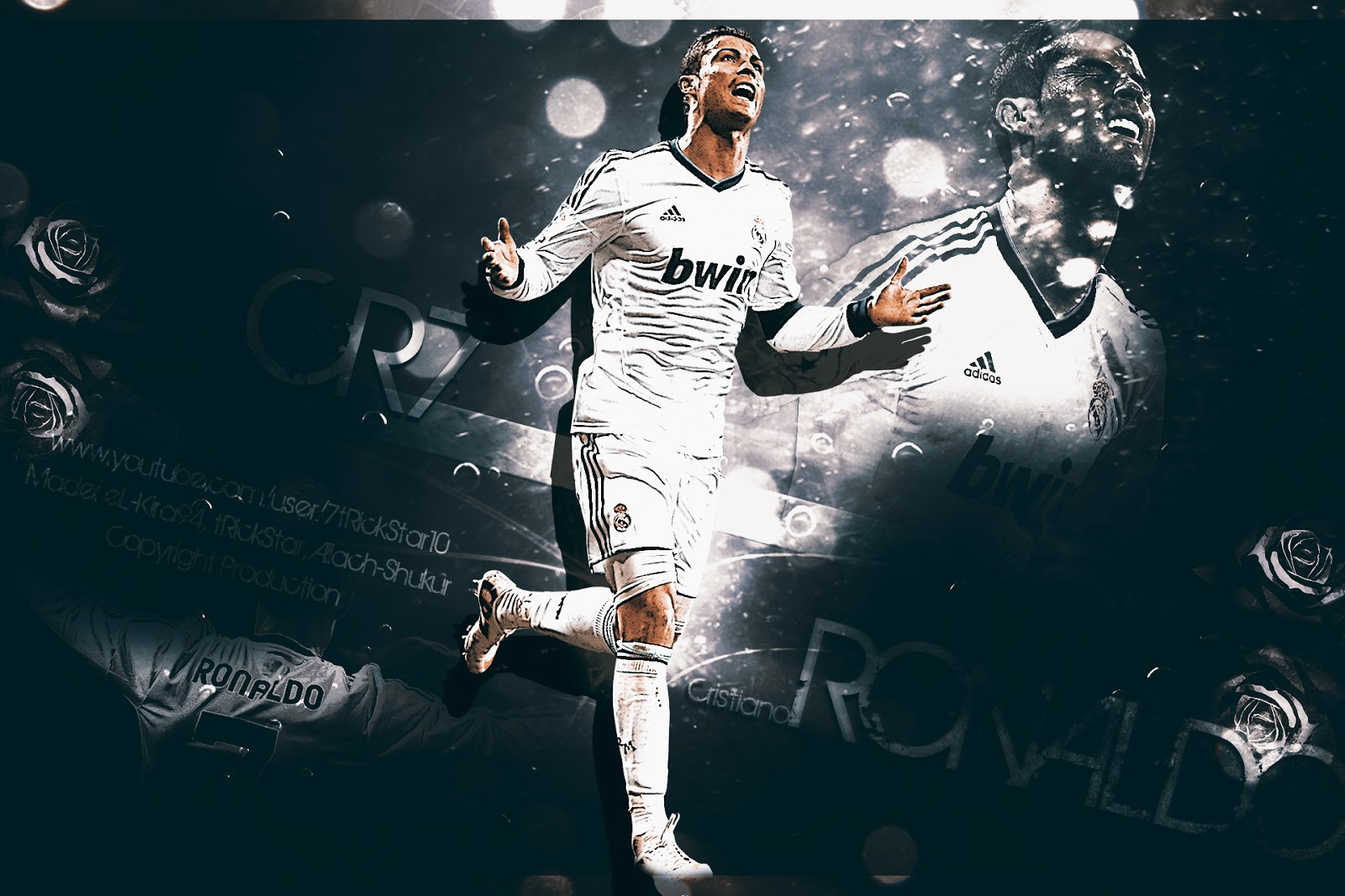 Cristiano Ronaldo New HD Wallpapers 2014 2015 Football Wallpapers HD 1600x1067