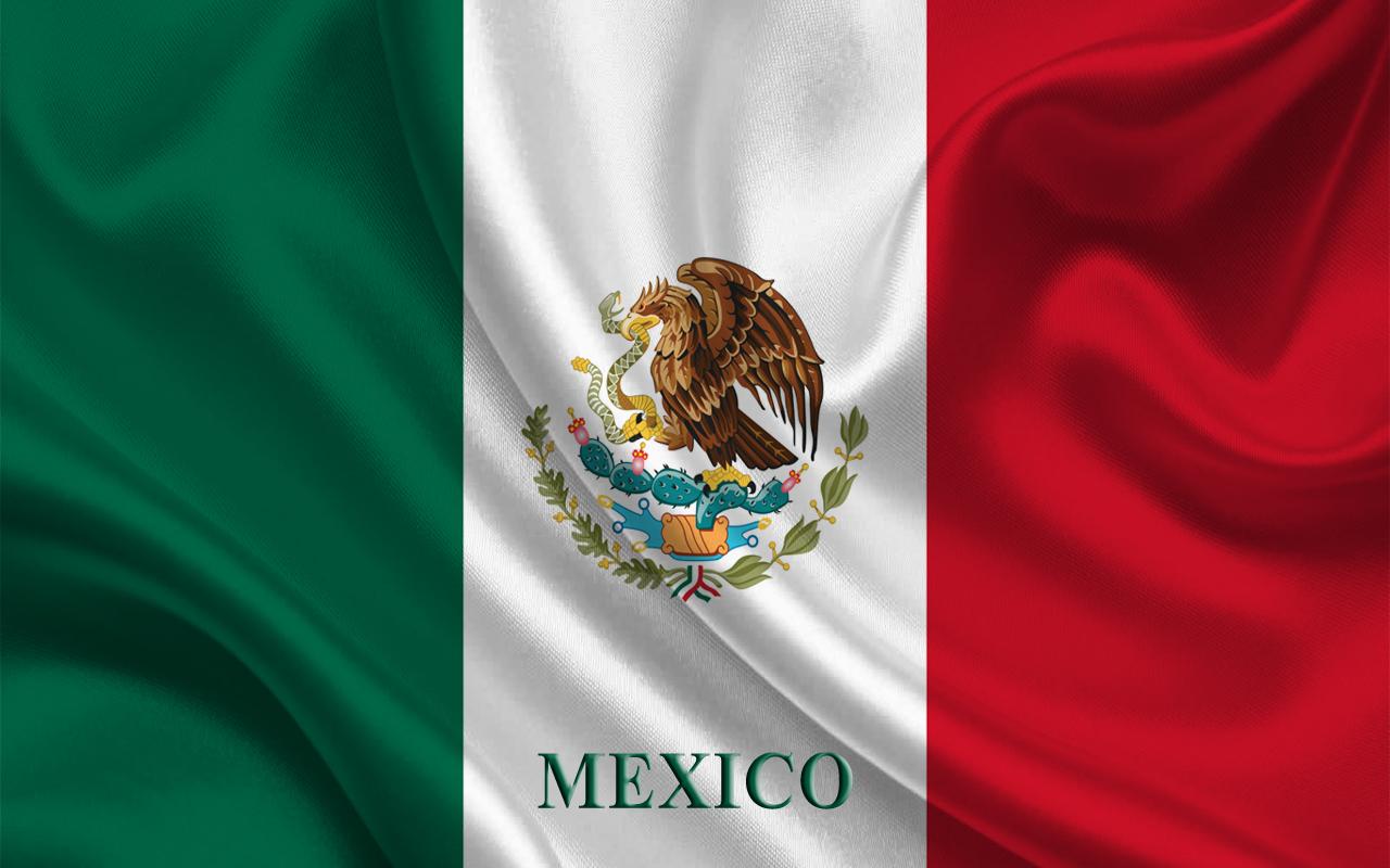 Mexico Logo Mexico logo 1280x800 1280x800