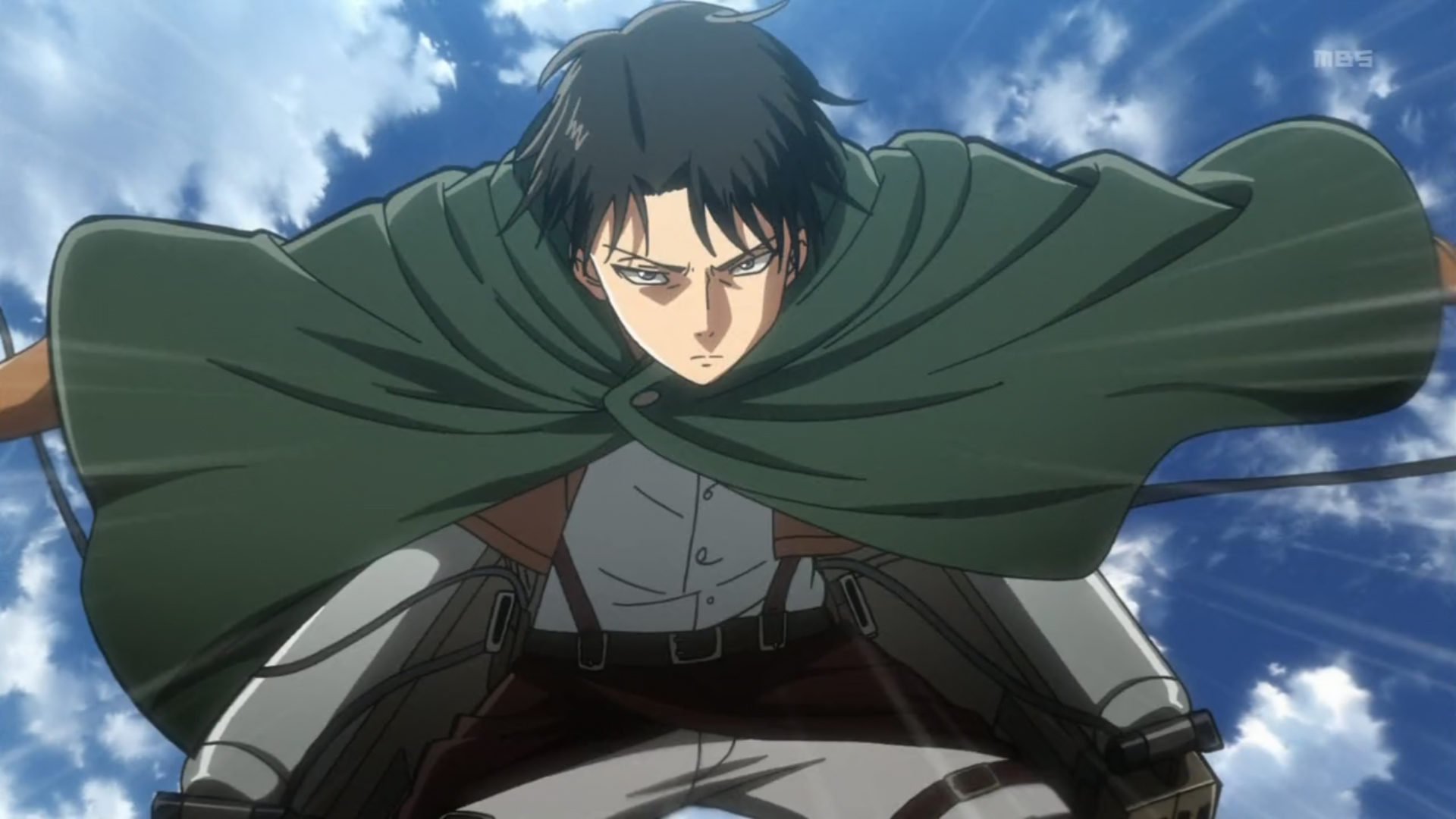 Captain Levi Wallpaper
