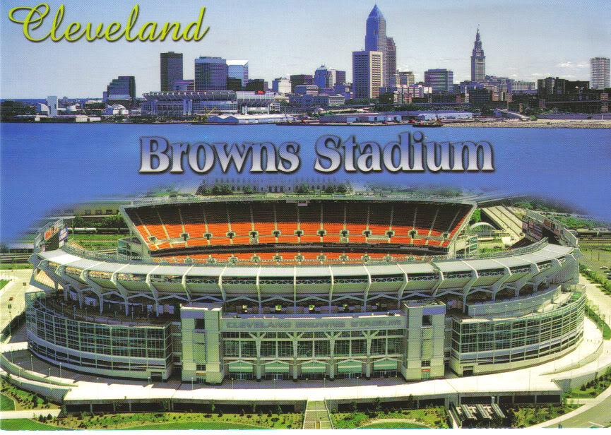 [43+] Cleveland Browns Stadium Wallpaper On WallpaperSafari