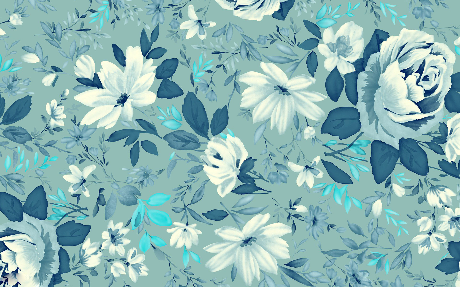 File Name 803057 Awesome Floral Pattern HD Wallpaper Download 1920x1200