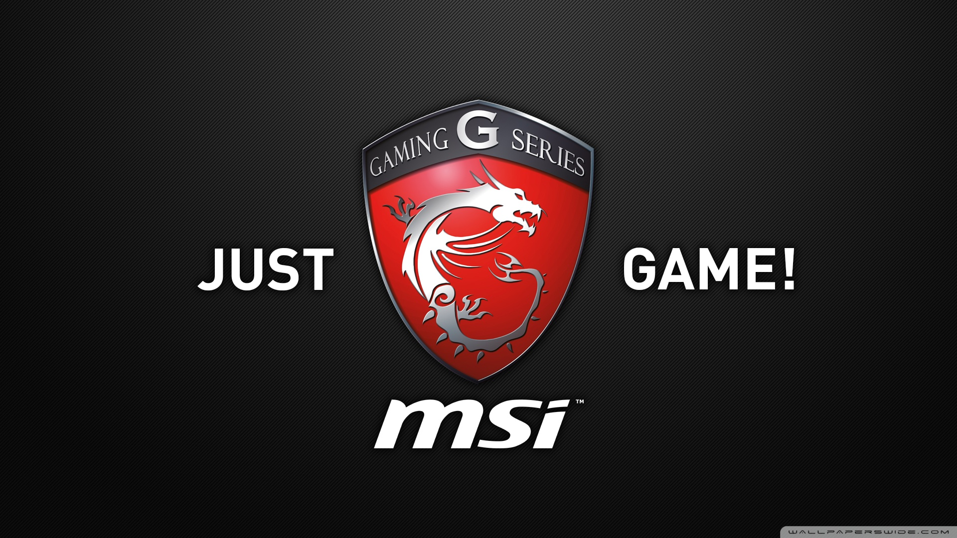 1920x1080 msi wallpaper wallpapersafari for Fond ecran gaming
