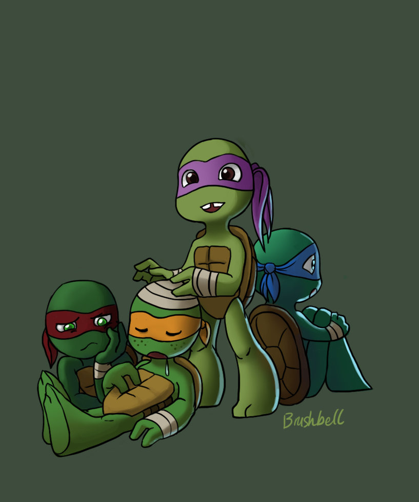 Ninja Turtles Wallpaper: Donnie TMNT Wallpaper