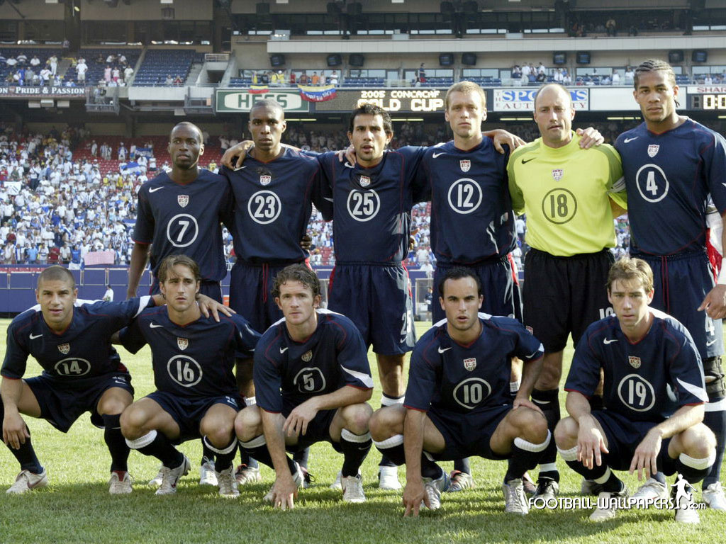United States National Team Wallpaper 1 1024x768