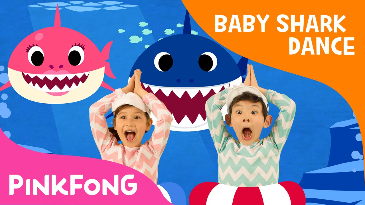 [95+] Baby Shark Pinkfong Wallpapers on WallpaperSafari