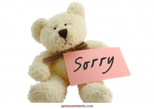 sorry sorry for hurt i am sorry i am sorry sad pics i am sorry 500x353