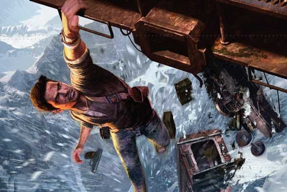 Uncharted 2 Among Thieves Wallpaper Pack   Freeware   EN   Download 589x395