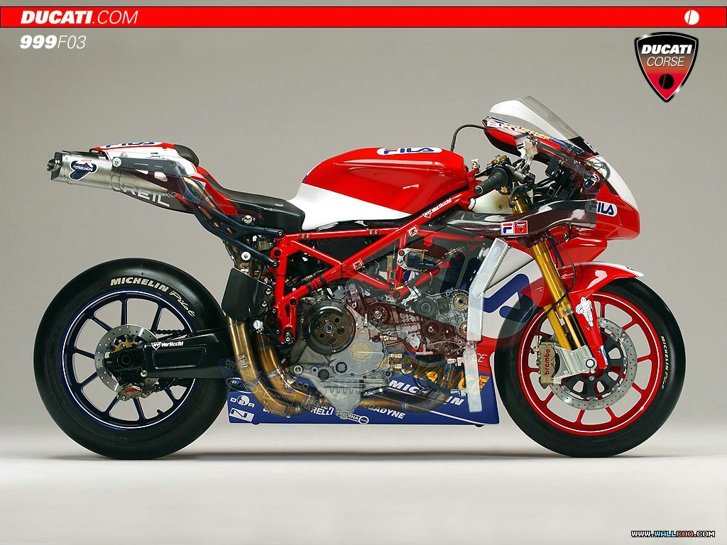 Ducati bikes Wallpapers 1024x768