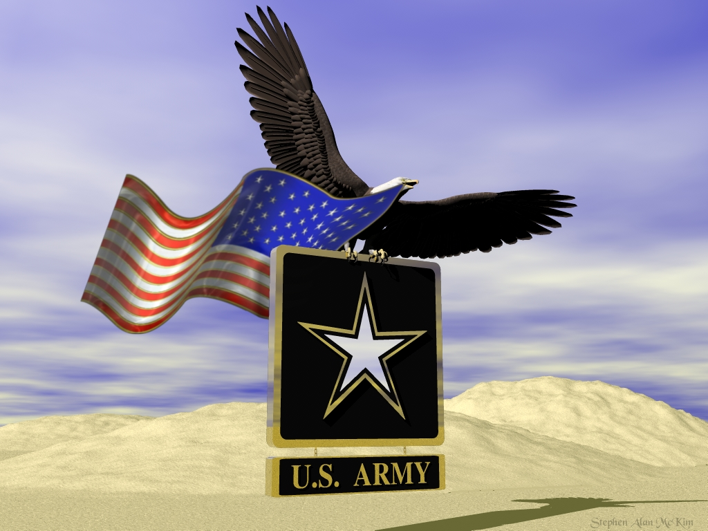 army logo wallpaper   group picture image by tag   keywordpictures 1024x768
