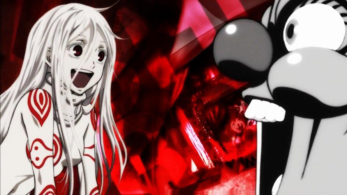 Free Download Deadman Wonderland Wallpaper Shiro Deadman