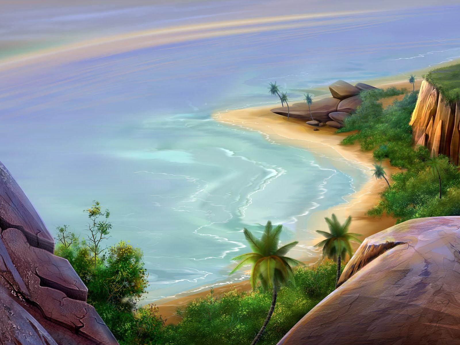 Jamaica Beach Wallpaper HD   Bhstormcom 1600x1200