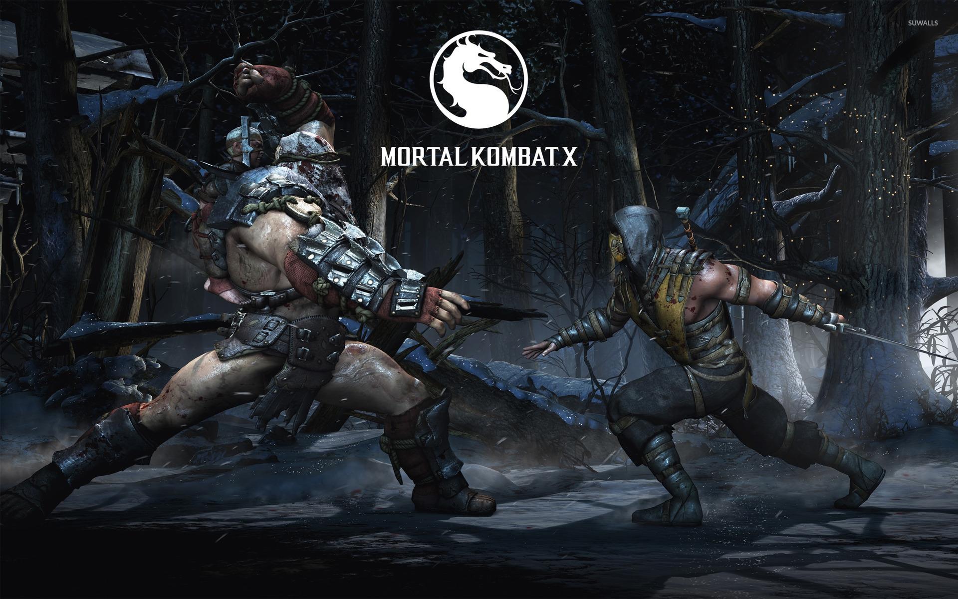 Mortal Kombat X wallpaper   Game wallpapers   33813 1920x1200