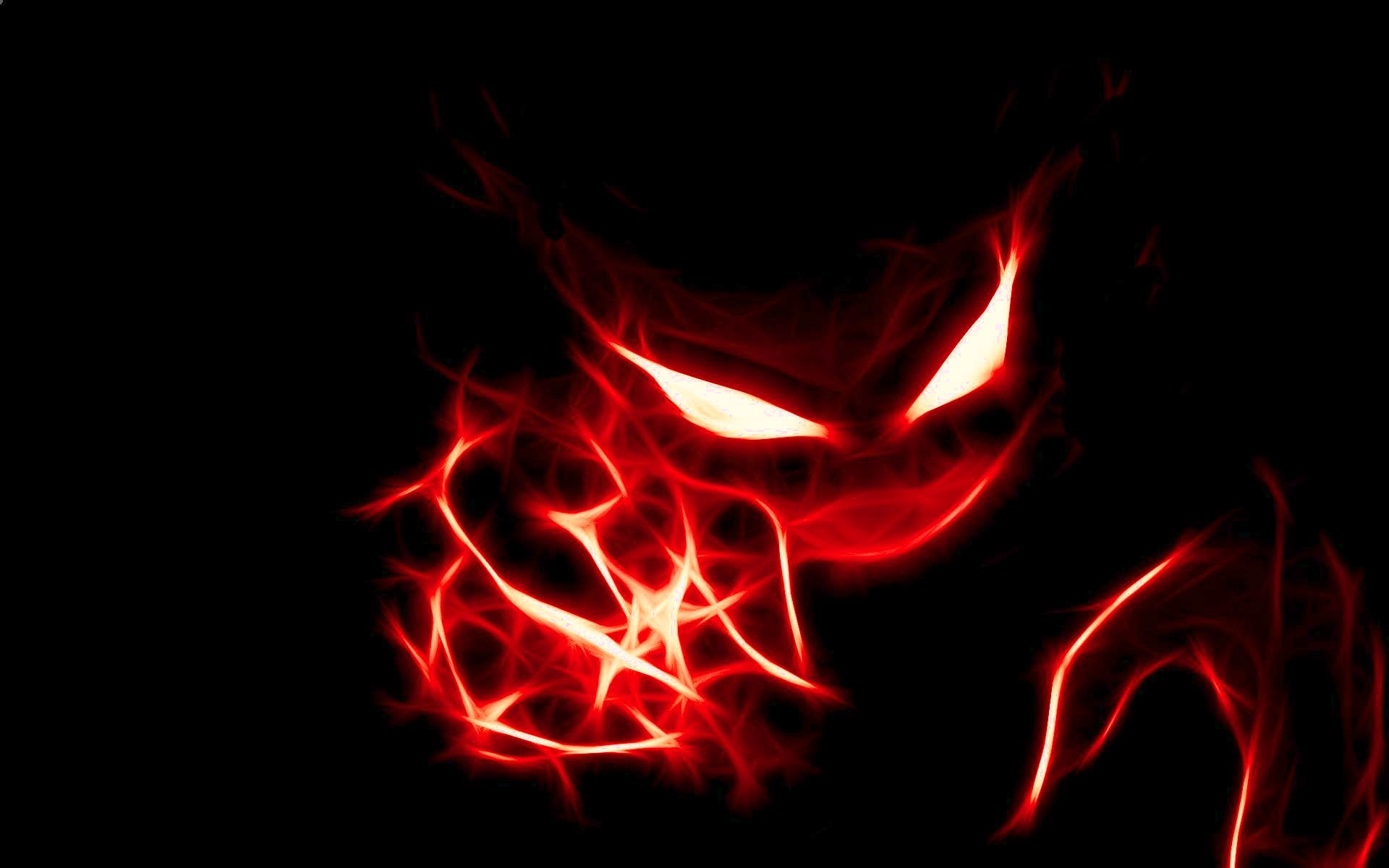 similar image search for post Awesome Red Haunter wallpaper   Reverse 1920x1200
