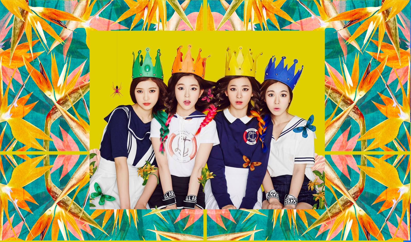 40 Red Velvet Kpop Wallpaper On Wallpapersafari