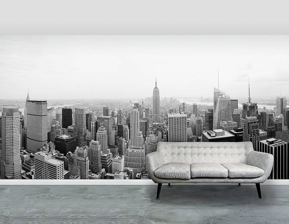 new york city self adhesive wallpaper mural new york new 940x730