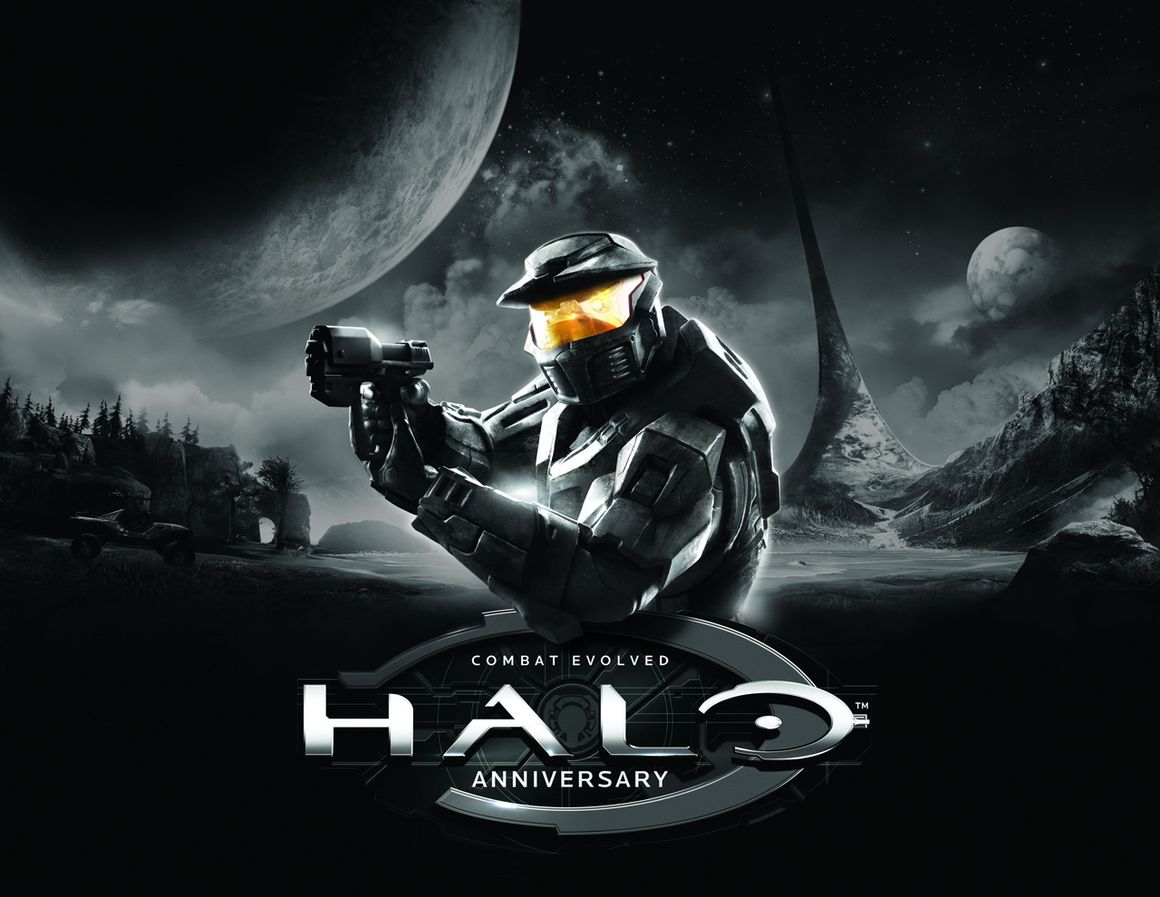 Imagen   Halo Combat Evolved Anniversary wallpaperpng   Halopedia 1160x897