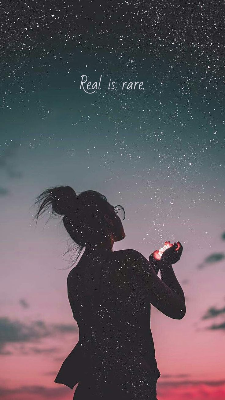 Real is rare Cute wallpaper backgrounds Tumblr photography 736x1309