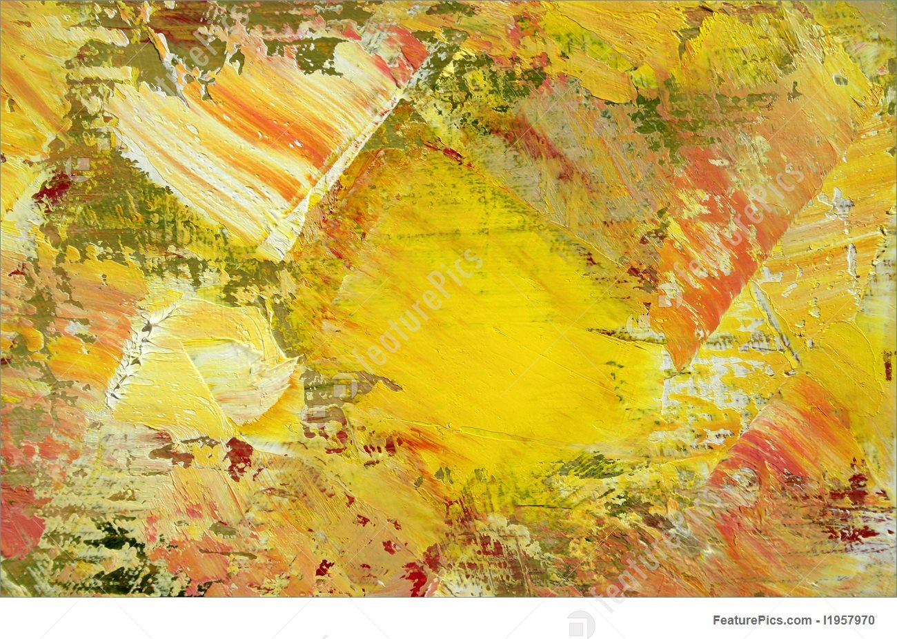 Abstract 3D Texture Painted Canvas As Background   Stock Image 1300x926