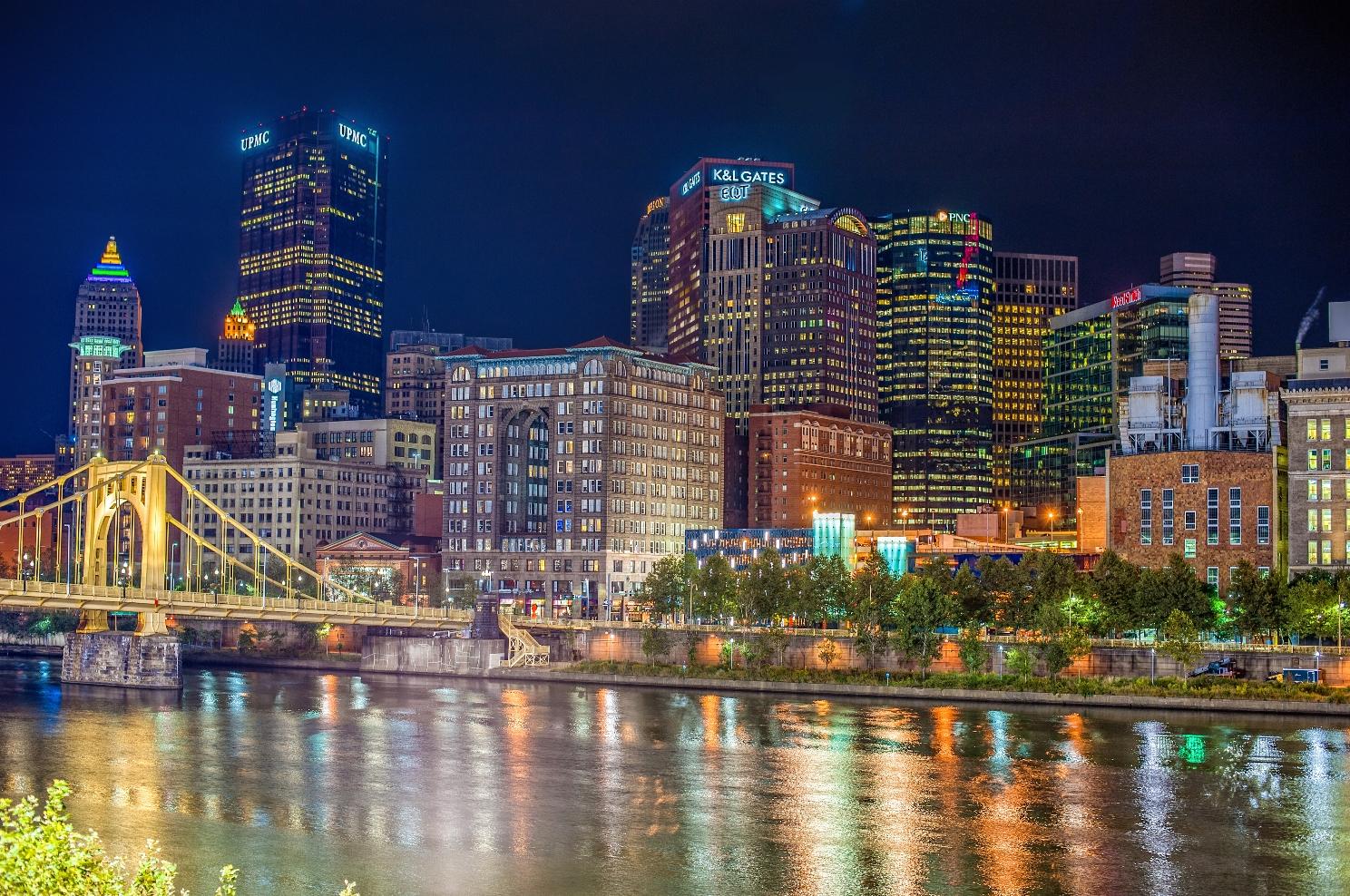 Pittsburgh Desktop Wallpaper Skyline: PNC Park Desktop Wallpaper