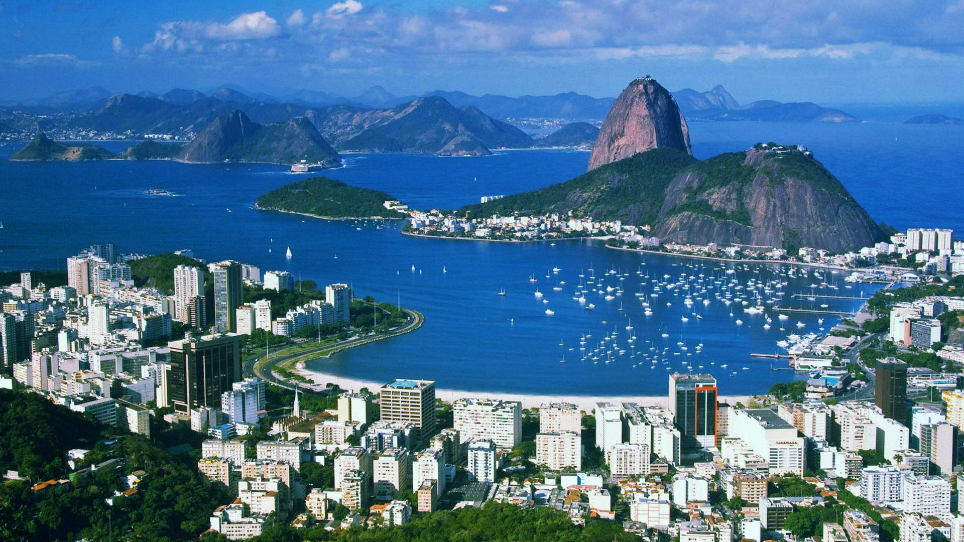 Rio De Janeiro Wallpaper 1920x1080 12980 Wallpaper Cool 1920x1080
