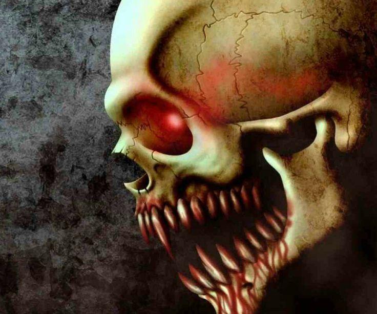 teeth skull Skeletons and Skulls Pinterest Teeth and Skulls 736x613
