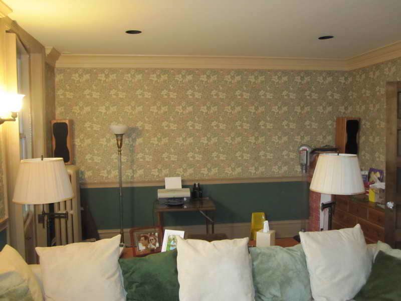 Easy Wallpaper Ideas Easy Wallpaper Removal With Decorative Lighting 800x600