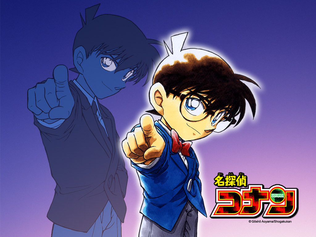 conan and ran   Detective Conan Wallpaper 32498912 1024x768