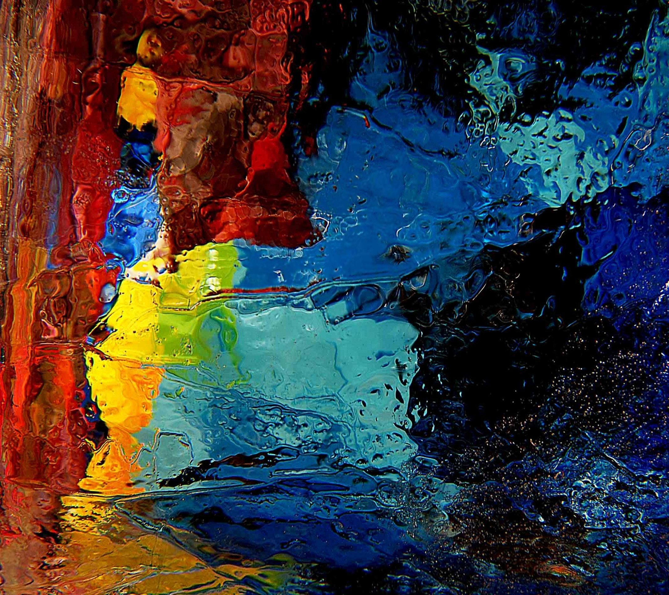 Water Painting Colors   Samsung Galaxy S5 HD Wallpapers Download 2160x1920