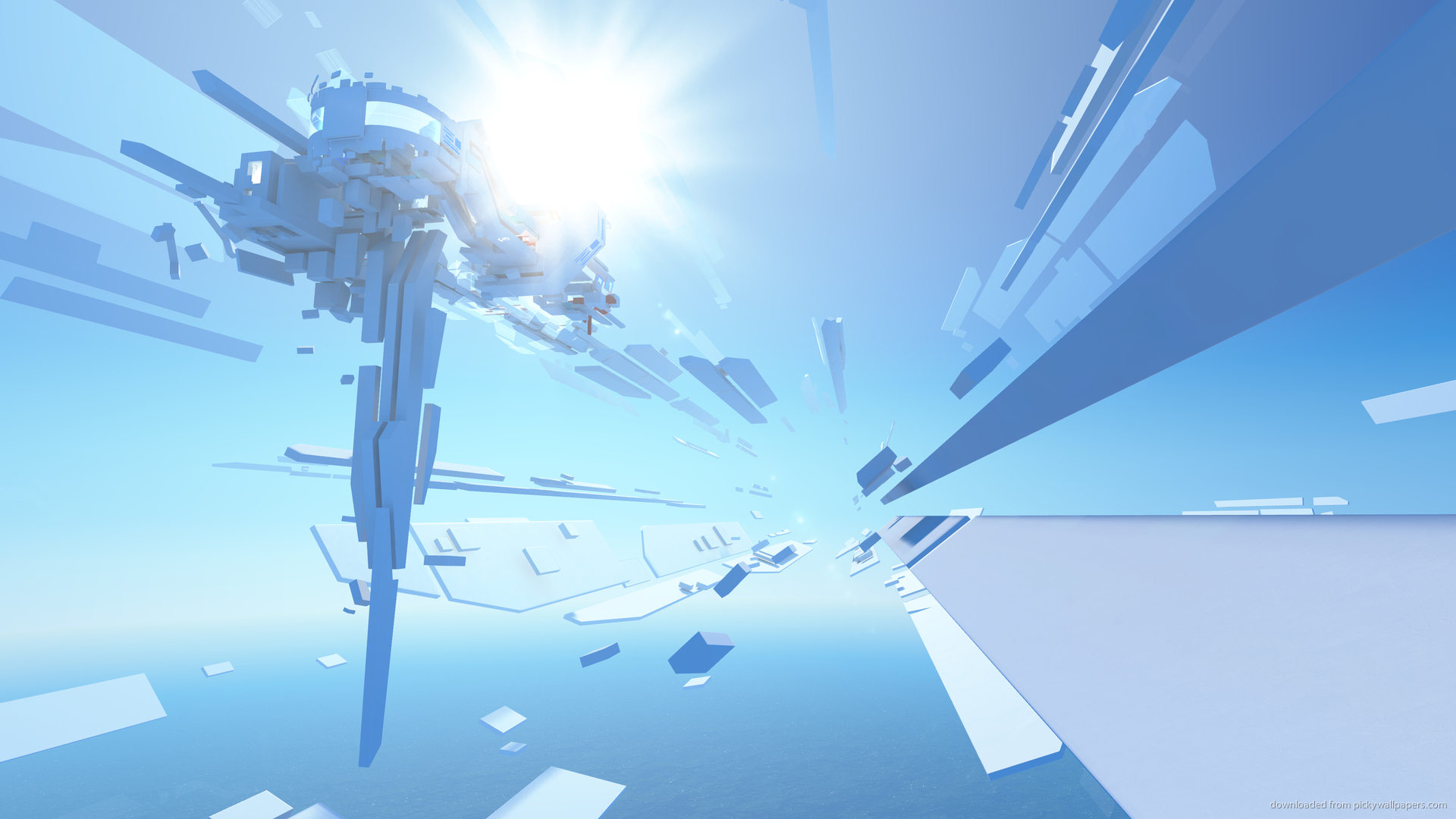 2560x1440 Mirrors Edge Cruzr Wallpaper 1920x1080