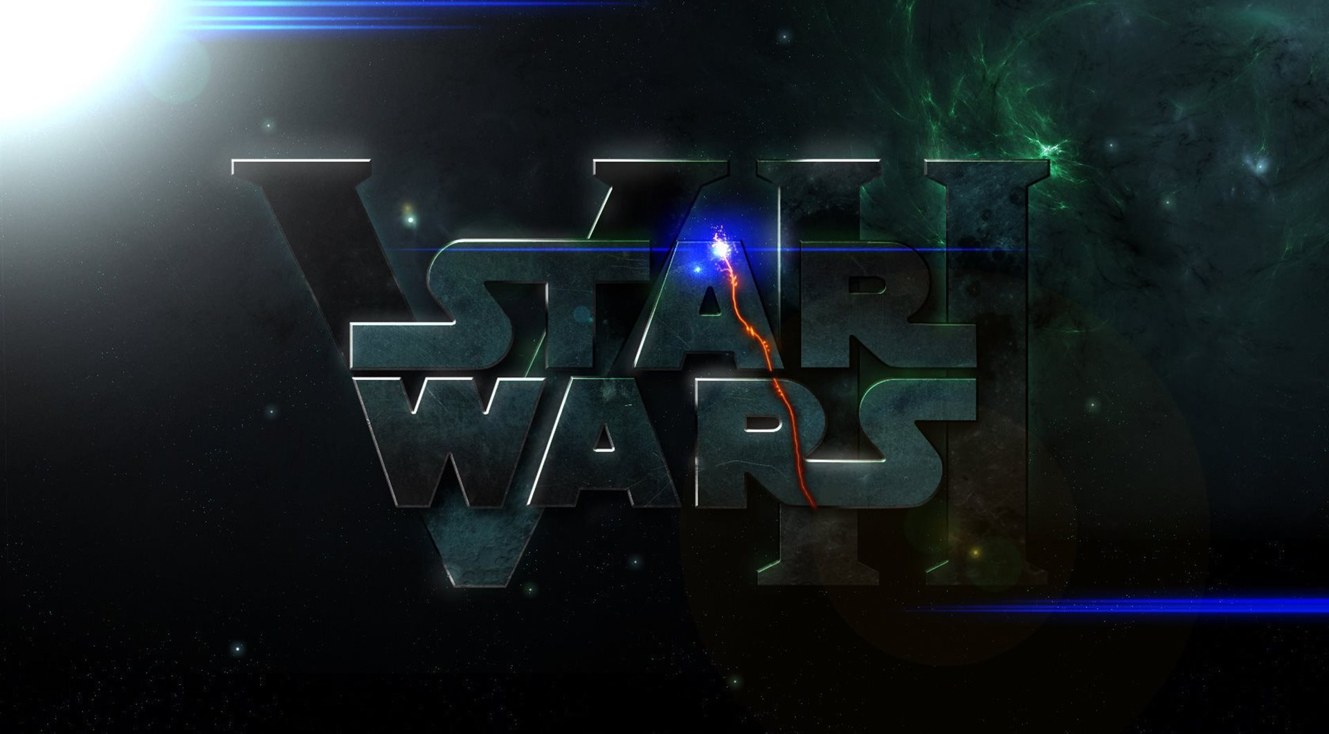 Star Wars Episode VII The Force Awakens 2015 Poster 1920x1061