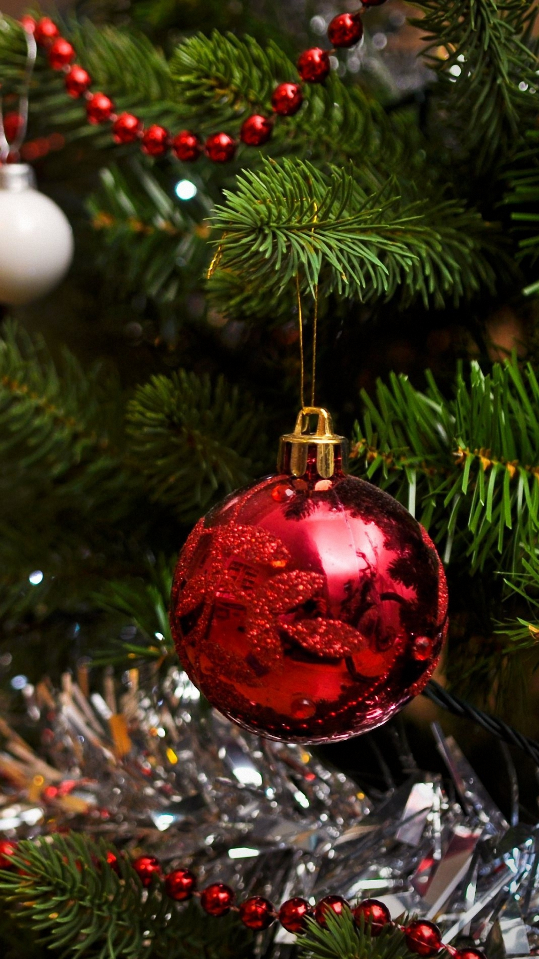 Christmas iPhone Wallpaper 1080x1920