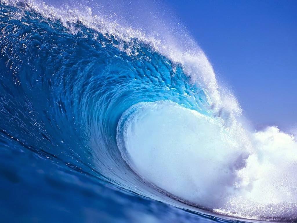ocean wave free wallpaper desktop backgrounds category ocean 1 772059 1024x768