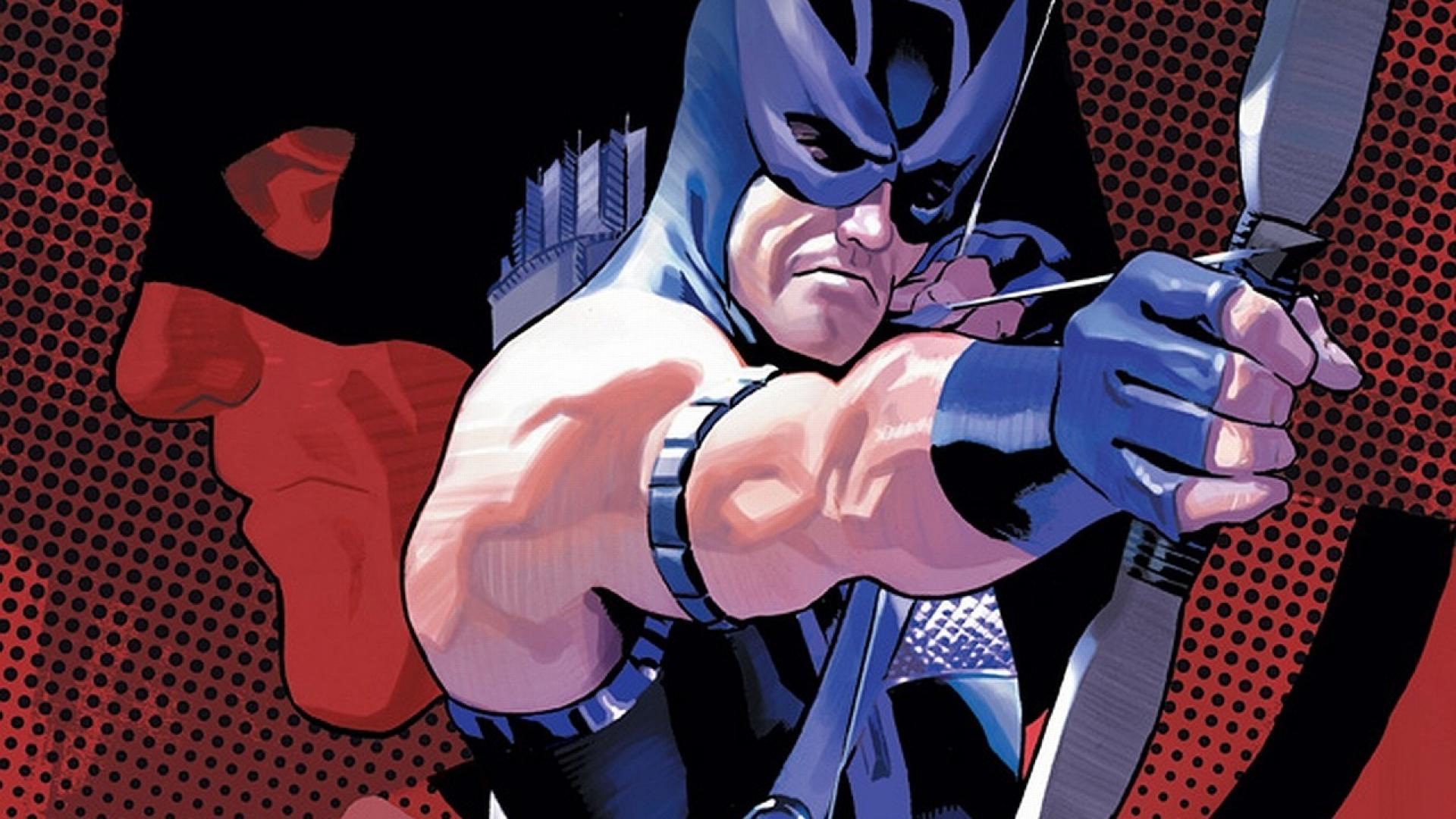 Comics marvel hawkeye wallpaper 27501 1920x1080