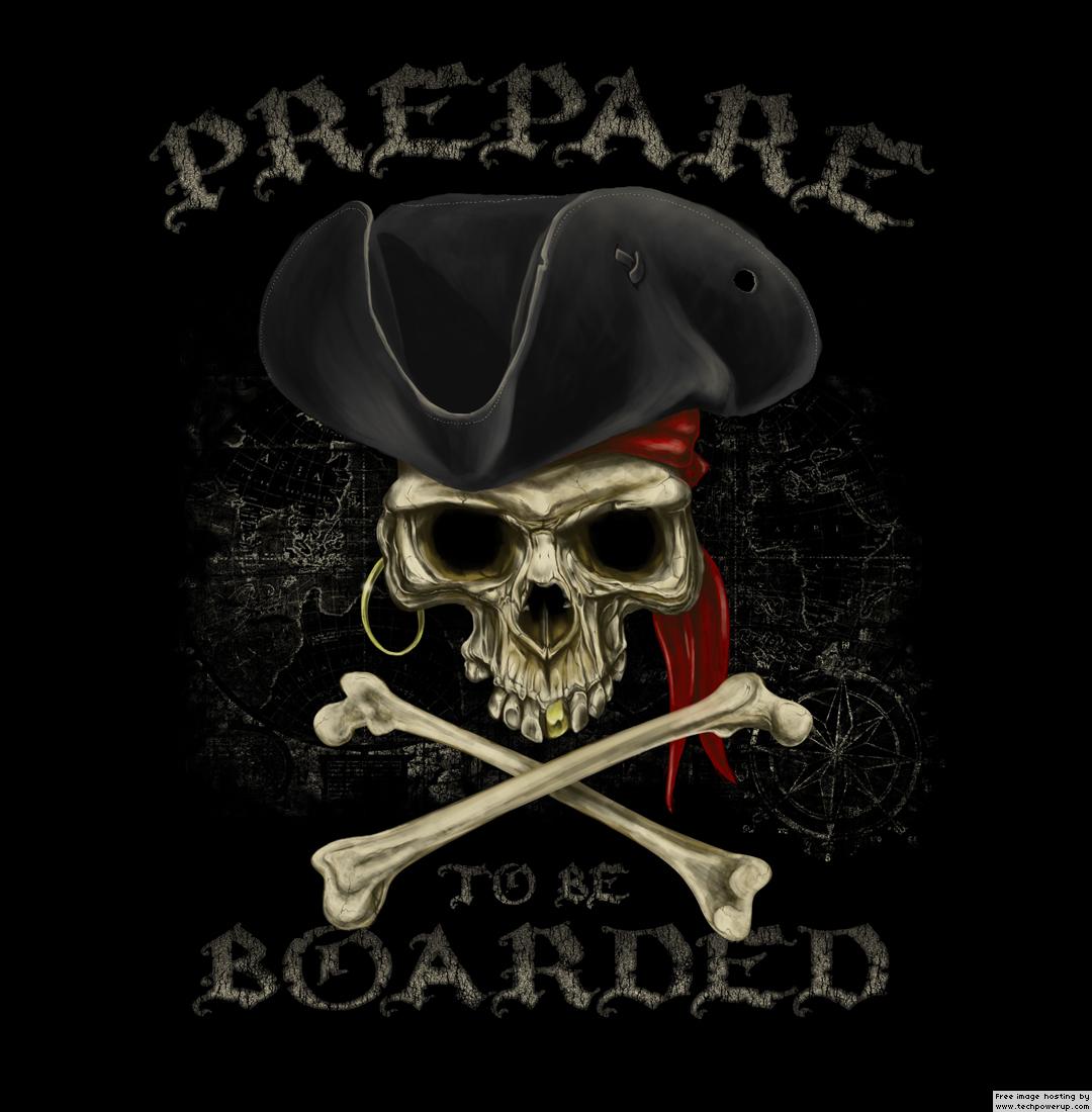 65+ Pirate Skull Wallpaper on WallpaperSafari