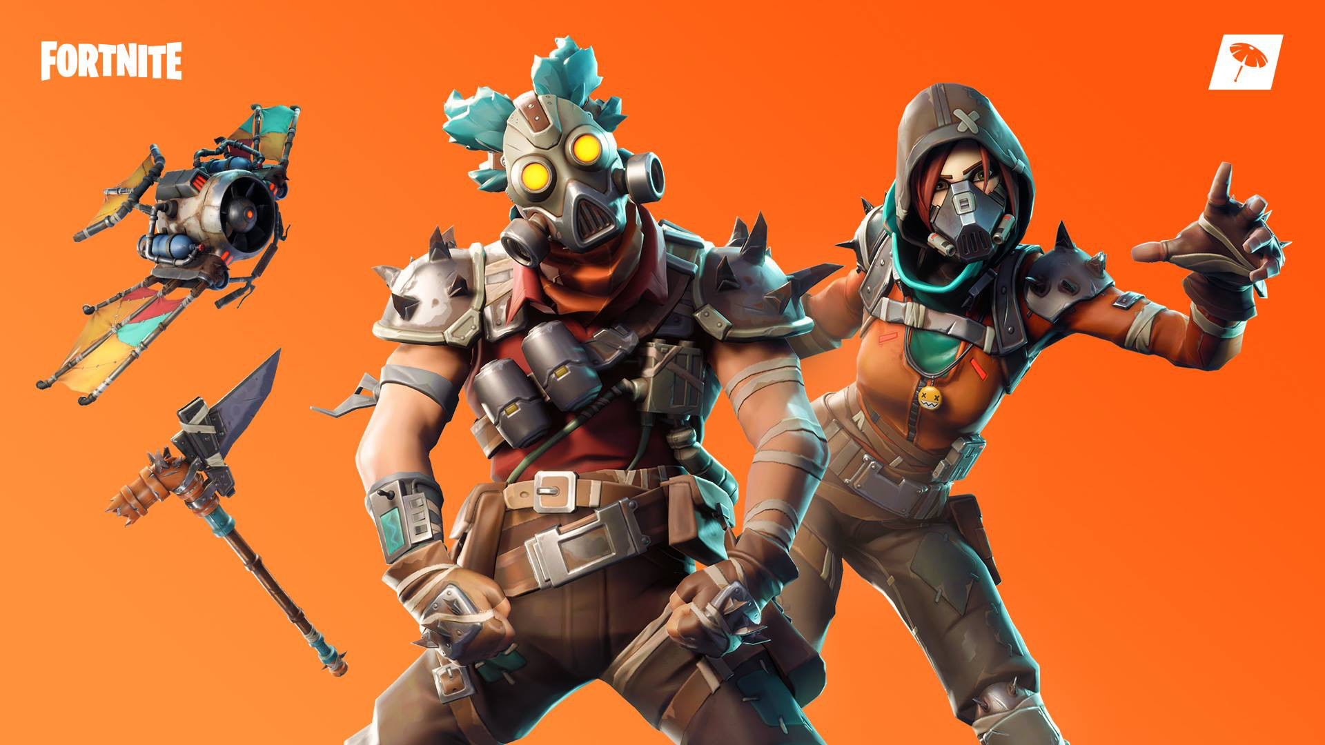 New Ruckus and Mayhem Outfits   Fortnite Wallpaper by Rabcat 4383 1920x1080