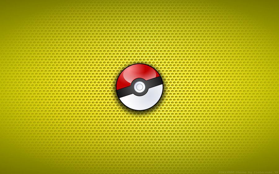 Wallpaper   Pokemons Pokeball Logo by Kalangozilla 900x563