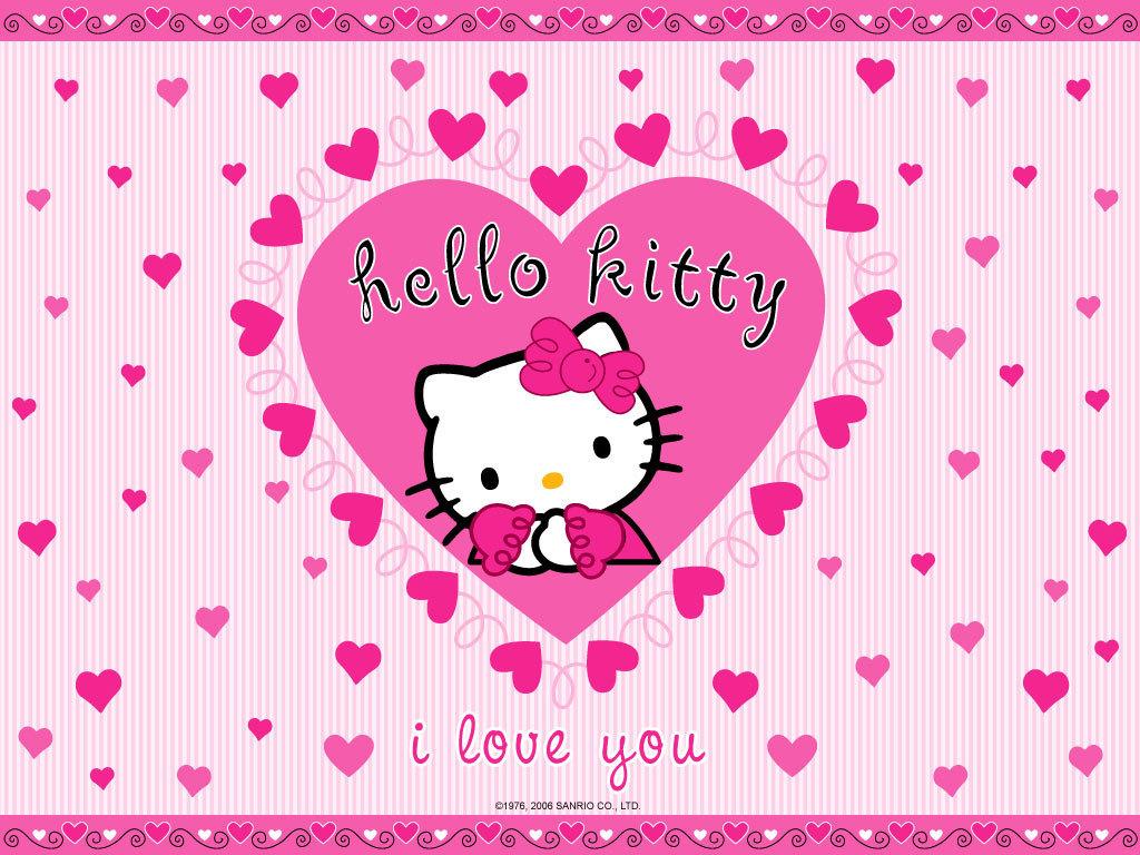 Hello Kitty   Hello Kitty Wallpaper 2359044   Page 9 1024x768