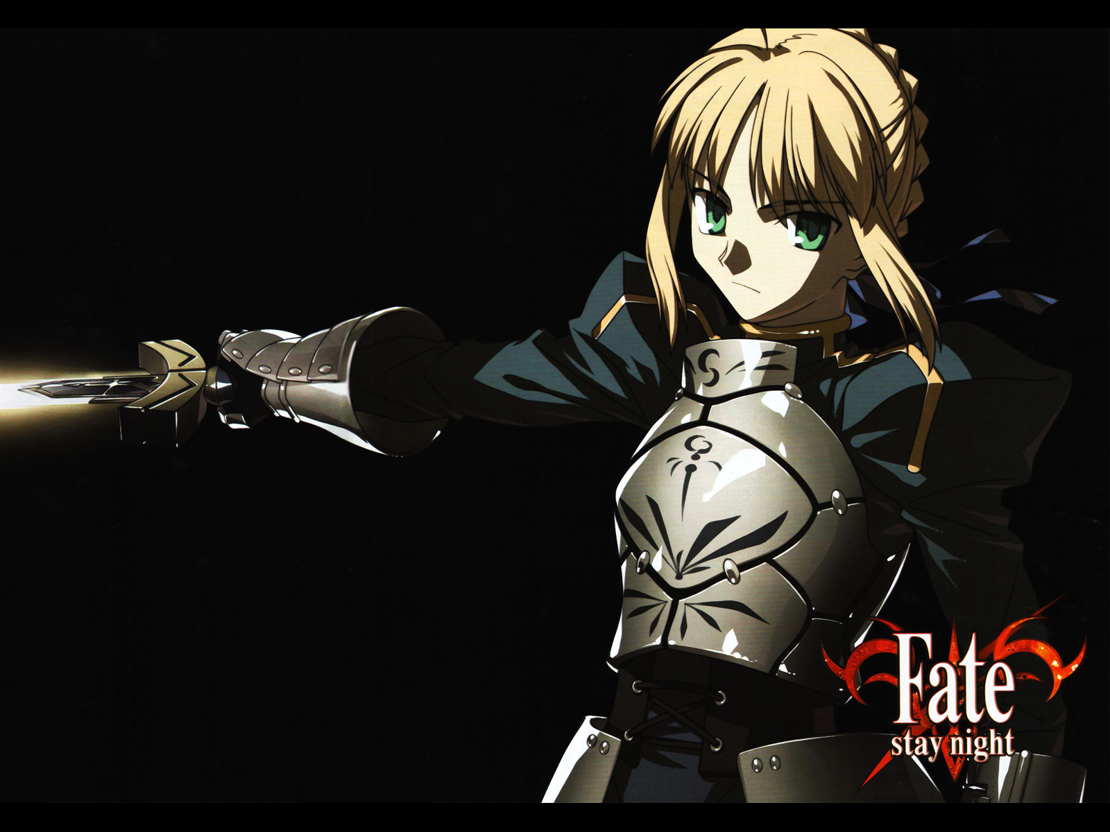 Saber FateStay Night   Fate Stay Night Wallpaper 24684552 1600x1200