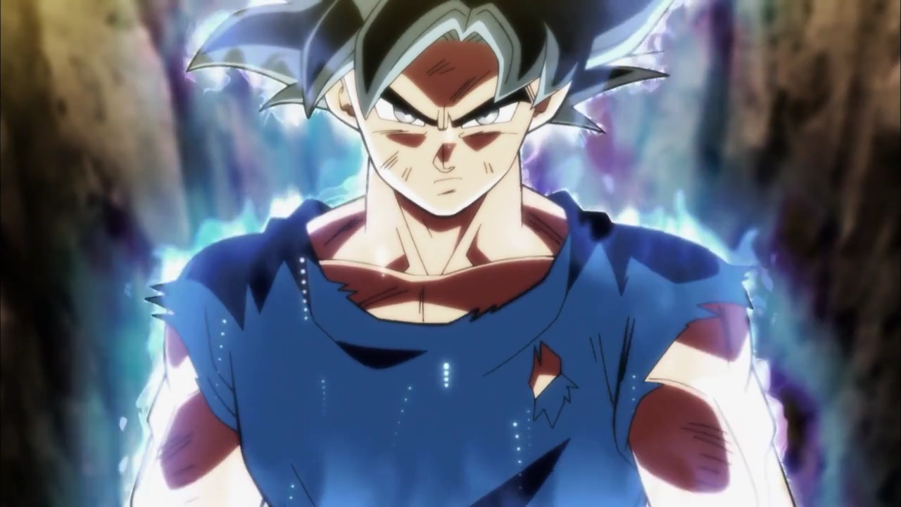 Goku Ultra Instinct Wallpapers 1280x720