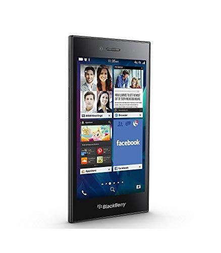 BlackBerry Leap UK SIM  Smartphone Shadow Grey 0 2 438x500